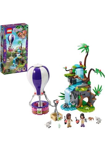 LEGO® Konstruktionsspielsteine »Tiger-Rettung mit Heissluftballon (41423), LEGO®... kaufen