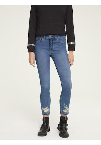 RICK CARDONA by Heine Skinny-fit-Jeans, mit destroyed Effekt kaufen