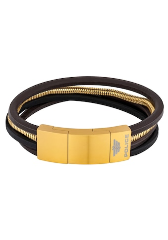 Police Armband »BOLGAR, PJ26551BSG.02« kaufen