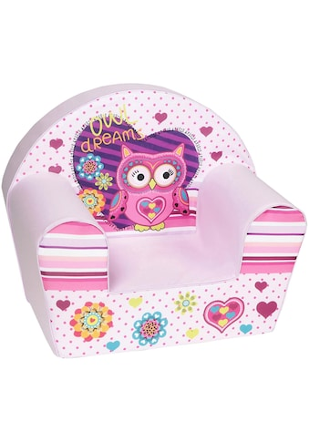 Knorrtoys® Sessel »Owl«, Made in Europe kaufen