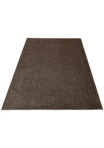 Home affaire Teppich »Tore«, rechteckig, 10 mm Höhe, gewebt, Wohnzimmer kaufen