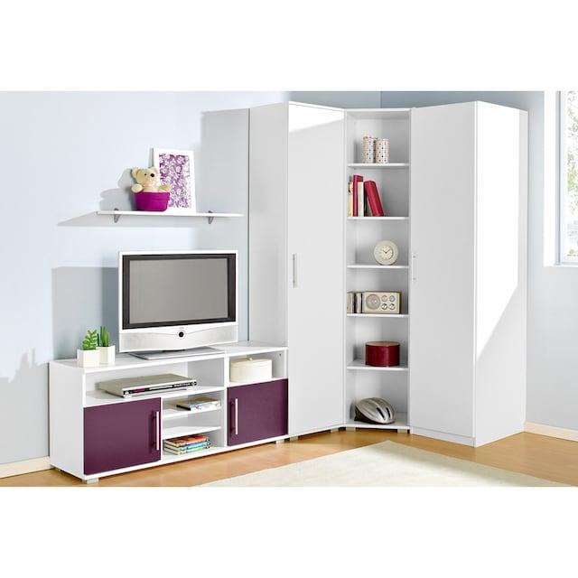 Jugendzimmer-Set (Set, 5-tlg)