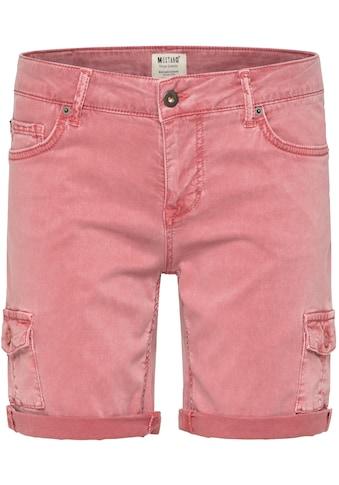 MUSTANG Jeans Short »Bermuda« kaufen