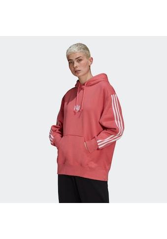 adidas Originals Hoodie »LOUNGEWEAR ADICOLOR 3D TREFOIL OVERSIZE« kaufen