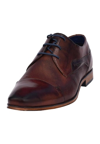 bugatti Schnürschuh »Morino«, mit Handfinish im Used-Look kaufen