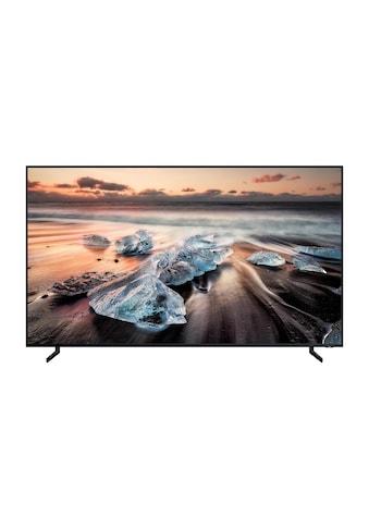 """Samsung LED-Fernseher »QE85Q900 RSTXZG«, 215 cm/85 """" kaufen"""