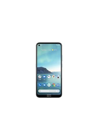 Smartphone, Nokia, »3.4 64 GB Blau« kaufen
