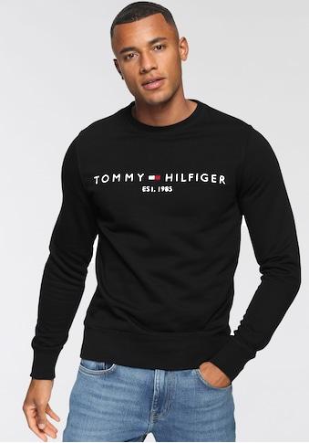 Tommy Hilfiger Sweatshirt »TOMMY LOGO SWEATSHIRT« kaufen