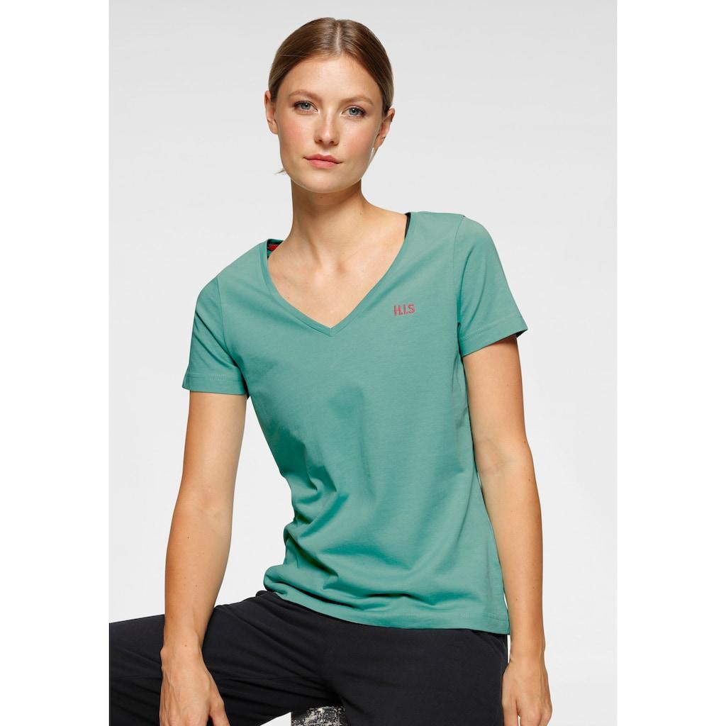 H.I.S T-Shirt »Essential-Basics«