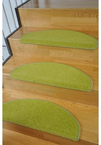 Living Line Stufenmatte »Trend«, halbrund, 8 mm Höhe, grosse Farbauswahl, Velours, 15... kaufen