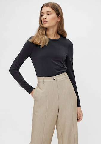 Y.A.S Langarmshirt »YASCIARA«, aus softem Modal kaufen