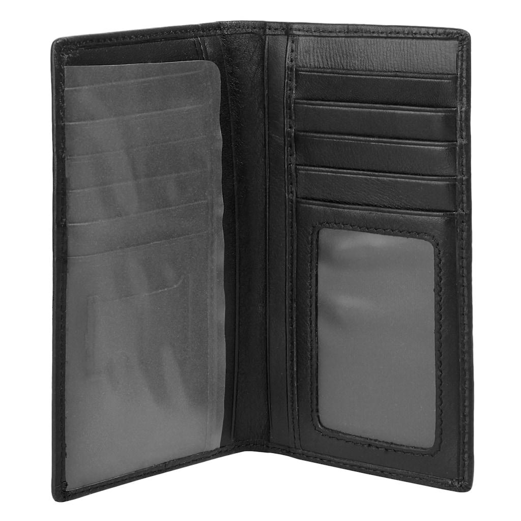 Bagan Brieftasche, Kreditkartenfächer