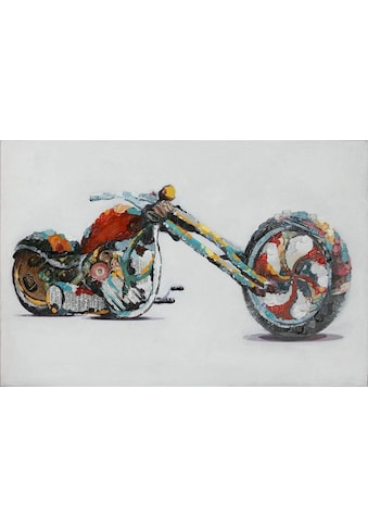Kayoom Ölbild »Speed«, 60cm x 90cm kaufen
