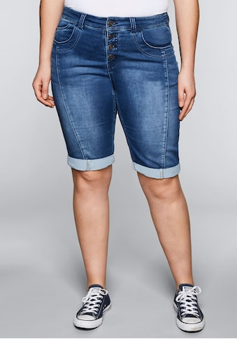 Sheego Jeansbermudas kaufen