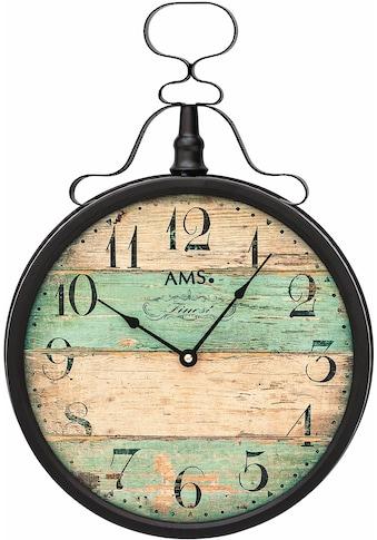 AMS Wanduhr »W9532« kaufen