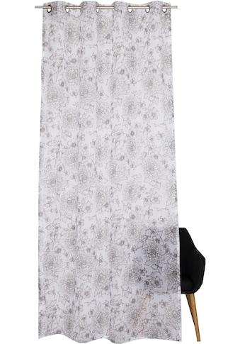 Vorhang, »E - Maray«, Esprit, Ösen 1 Stück kaufen