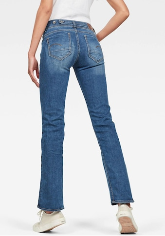G - Star RAW Bootcut - Jeans »Midge Mid Bootcut« kaufen