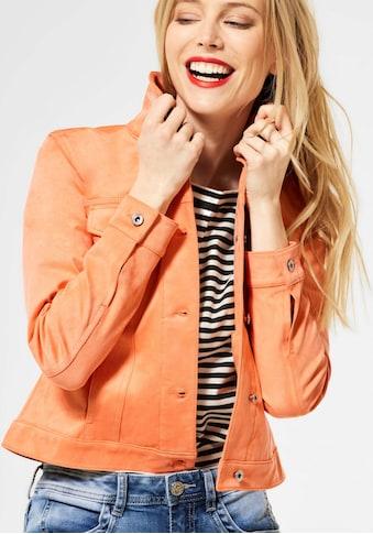 STREET ONE Jackenblazer, im Jeansjacken-Look kaufen
