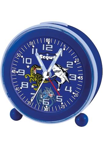 Scout Quarzwecker »NightLight, 280001007« kaufen