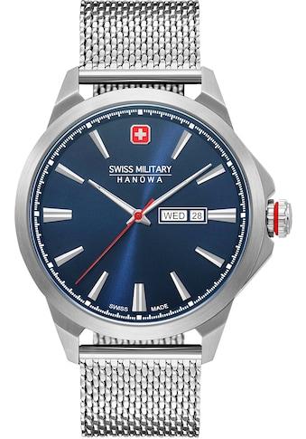Swiss Military Hanowa Schweizer Uhr »DAY DATE CLASSIC, 06-3346.04.003« kaufen