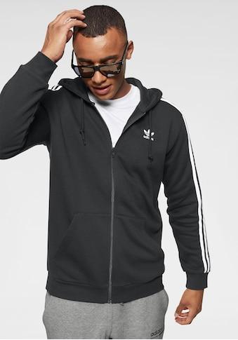 adidas Originals Kapuzensweatjacke »3-STREIFEN KAPUZENJACKE« kaufen
