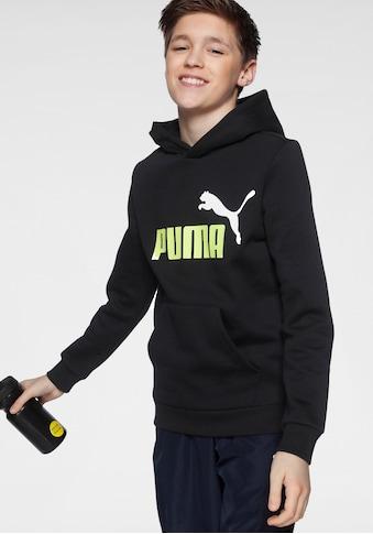 PUMA Kapuzensweatshirt »ESSENTIAL 2 COLOR HOODY FLEECE BOYS« kaufen