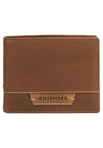 Chiemsee Geldbörse »PARAGUAY«, Kreditkartenfächer kaufen