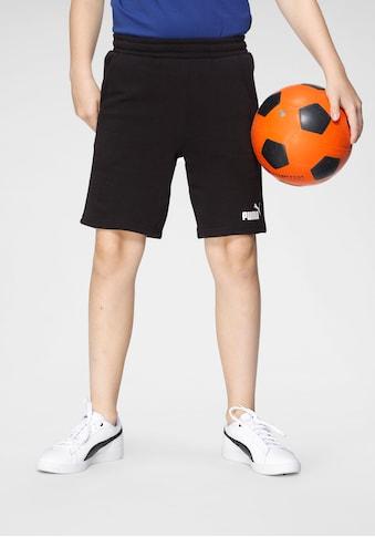 PUMA Sweatshorts »ESS Sweat Shorts B« kaufen