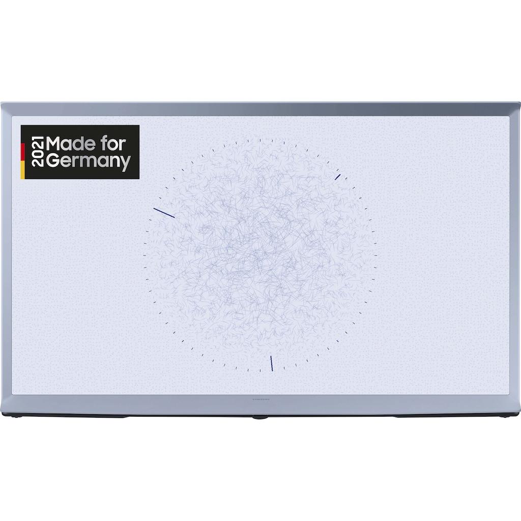 """Samsung QLED-Fernseher »GQ49LS01TBU """"The Serif""""«, 123 cm/49 """", 4K Ultra HD, Smart-TV"""