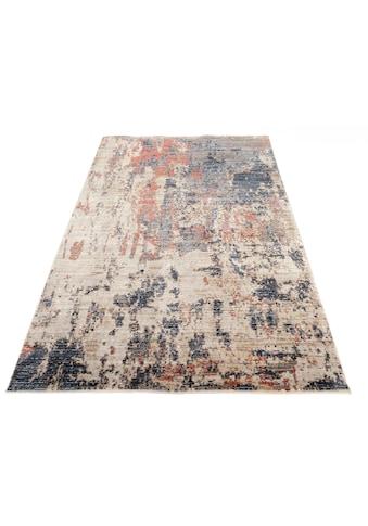 GALLERY M branded by Musterring Teppich »Corso«, rechteckig, 8 mm Höhe, Wohnzimmer kaufen
