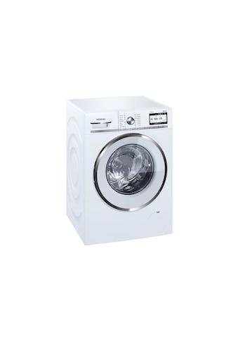Siemens Waschmaschine »WM6HY791CH A+++« kaufen