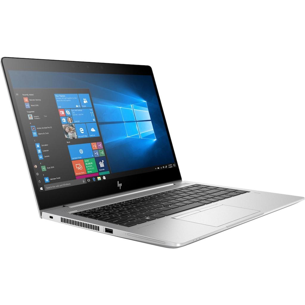 "HP Notebook »EliteBook 840 G6 9FU10EA SureView Gen2«, (35,56 cm/14 "" Intel Core i7 UHD Graphics 620\r\n 16 GB HDD 512 GB SSD)"