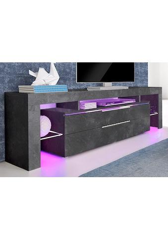 borchardt Möbel Lowboard, Breite 163 cm kaufen