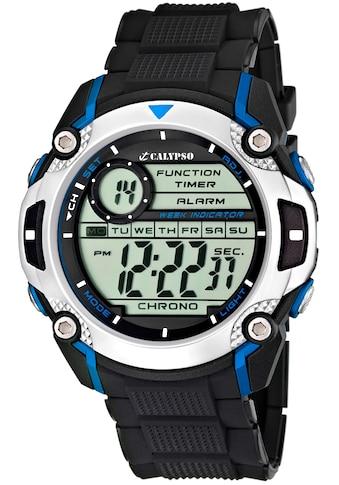 CALYPSO WATCHES Chronograph »Digital For Man, K5577/2« kaufen