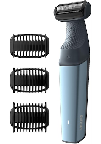 Philips Elektrokörperrasierer »Series 3000 BG3015/15«, 3 St. Aufsätze,... kaufen