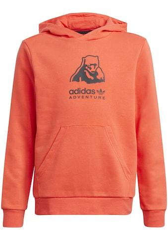 adidas Originals Kapuzensweatshirt »ADVENTURE ORIGINALS JUNIOR REGULAR UNISEX« kaufen