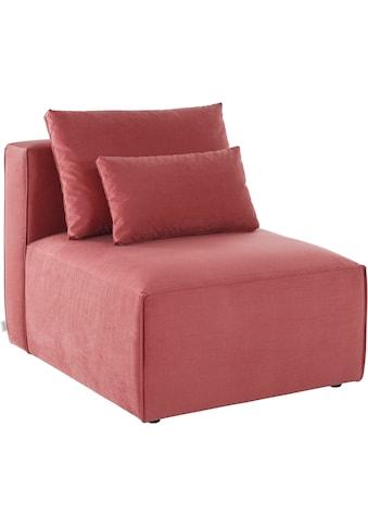 Guido Maria Kretschmer Home&Living Sessel »Marble«, Modul-Sessel zur indiviuellen... kaufen