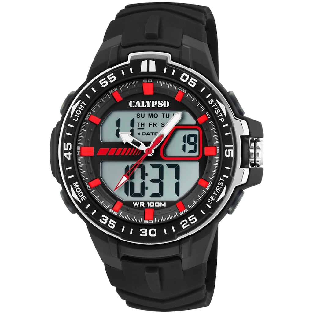 CALYPSO WATCHES Chronograph »Street Style, K5766/4«