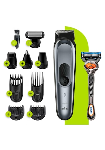 Braun Multifunktionstrimmer 10 - in - 1 Multi - Grooming - Kit 7 MGK7221 kaufen