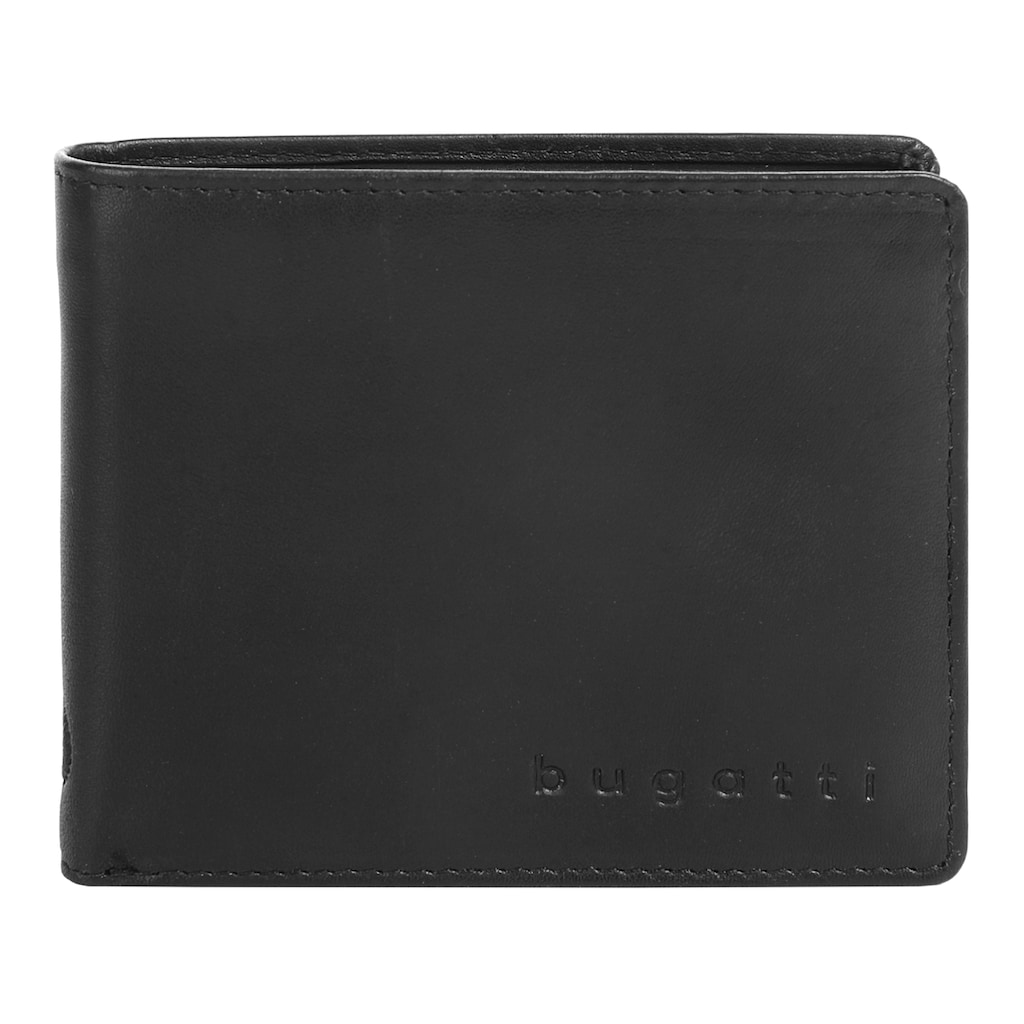 bugatti Geldbörse »PRIMO RFID«, Fotofach