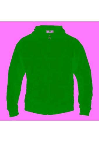 Duke Clothing Kapuzensweatjacke »Herren Rockford Kingsize Cantor Kapuzen Jacke« kaufen
