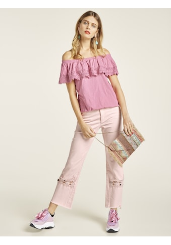 RICK CARDONA by Heine 5-Pocket-Jeans, mit Spitze kaufen