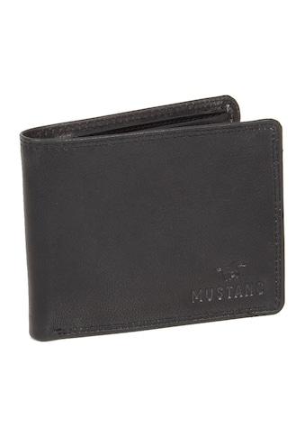 MUSTANG Geldbörse »Udine«, mit RFID-Schutz kaufen