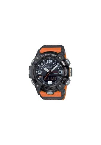 Armbanduhr, G - Shock, »G - SHOCK MUDMASTER GG - B100 - 1A9ER« kaufen