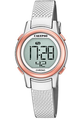 CALYPSO WATCHES Chronograph »Digital Crush, K5736/2« kaufen