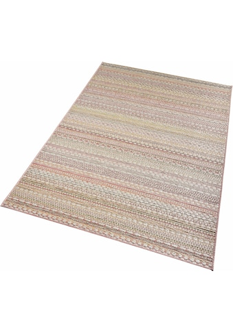 bougari Teppich »Pine«, rechteckig, 7 mm Höhe, In- und Outdoor geeignet, Wohnzimmer kaufen