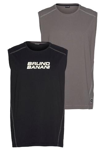 Bruno Banani Tanktop (Packung, 2er - Pack) kaufen
