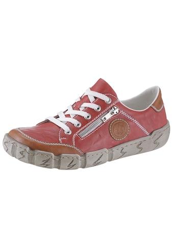 Rieker Sneaker, mit Zierreissverschluss kaufen