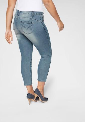 Arizona 7/8-Jeans »Shaping«, Mid Waist kaufen