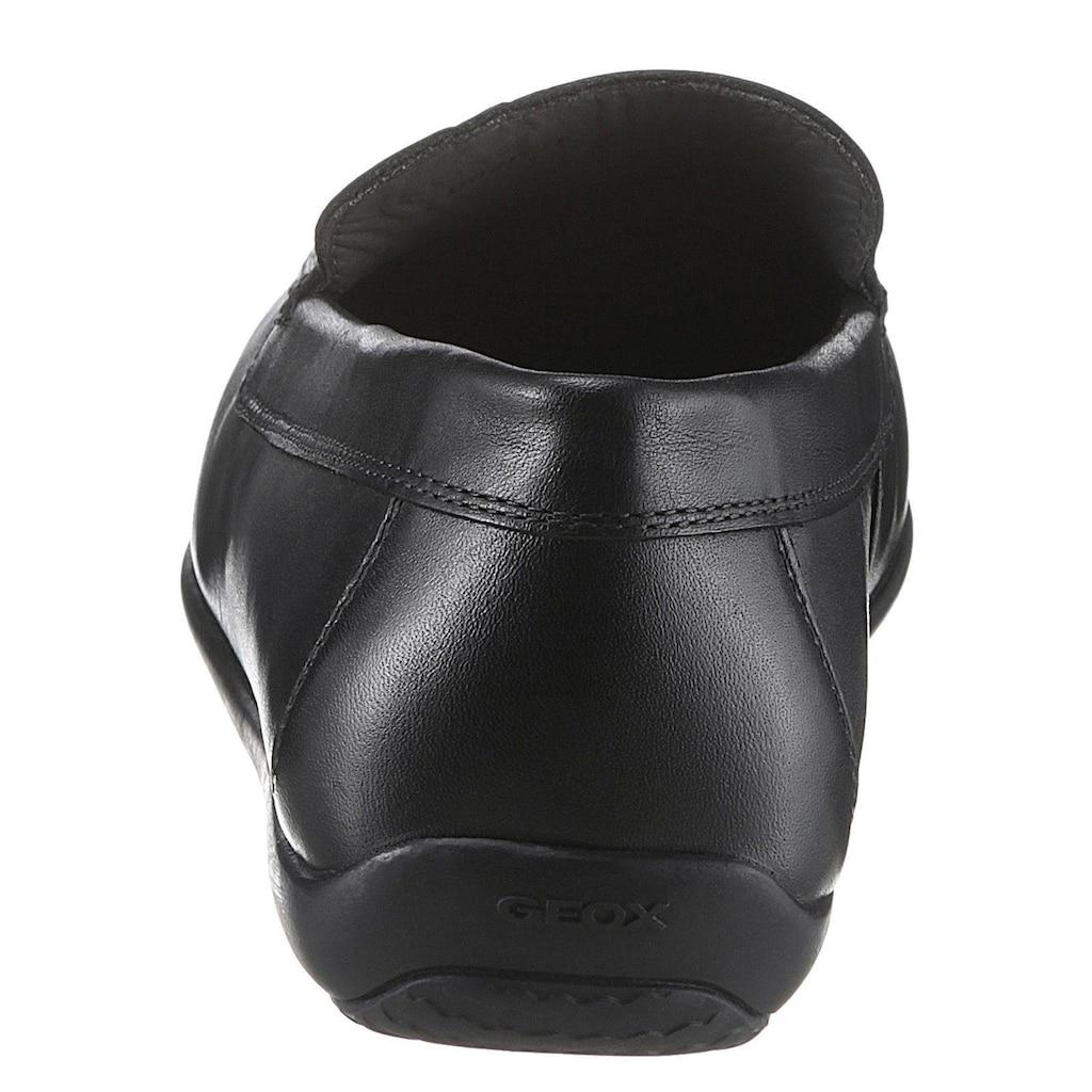 Geox Slipper »Ascanio«, mit patentierter Geox Spezial Membrane